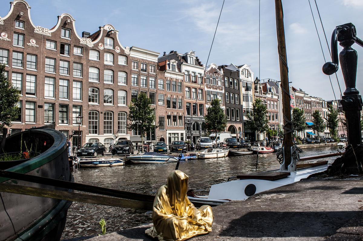 Bouwstop Amsterdam