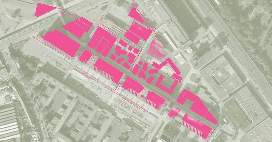 Gebiedstransformatie Driehoek Strijp-S Eindhoven