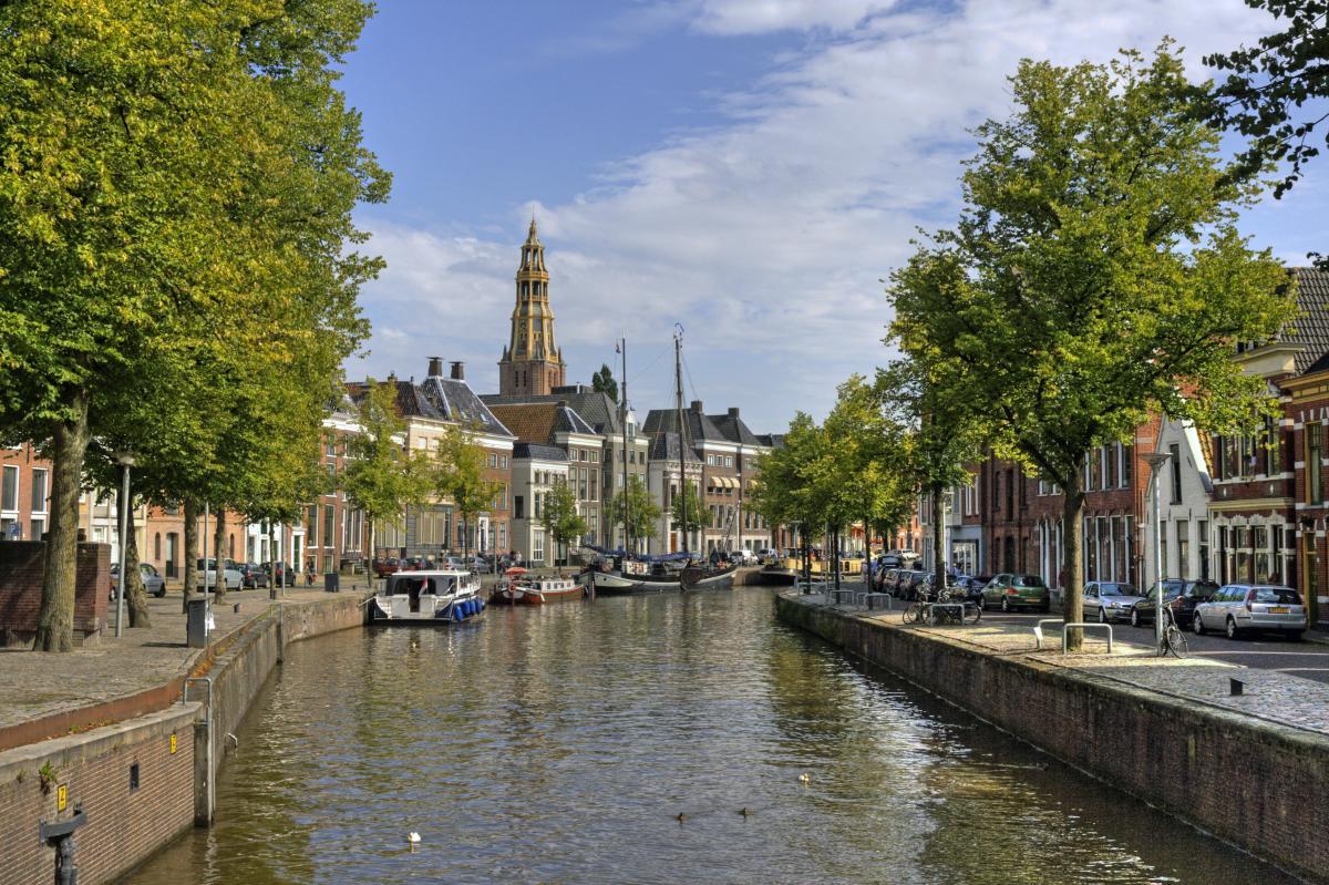 Groningen gezondste stad