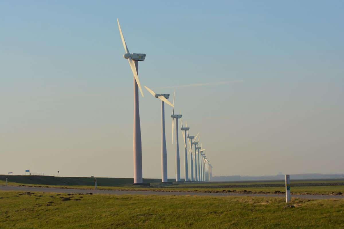 Vastgoed Actueel Lagere huizenprijzen door windparken