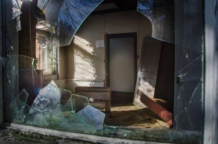 Leegstaande woningen