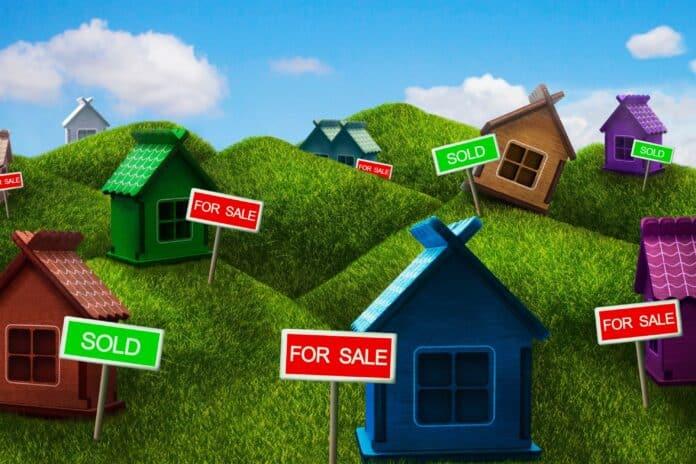 oververhitte Nederlandse huizenmarkt