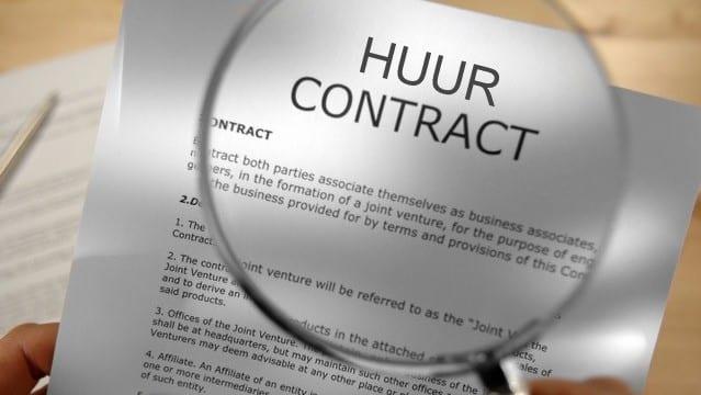 tijdelijke huurcontracten